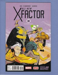 All-New X-Factor #19 NM-