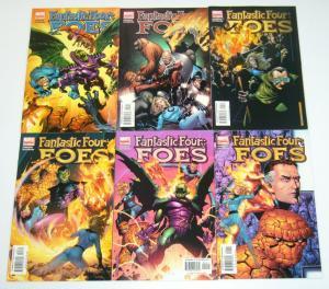 Fantastic Four: Foes #1-6 VF/NM complete series - robert kirkman - annihilus set