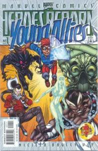 Heroes Reborn (2000 series) Young Allies #1, NM- (Stock photo)