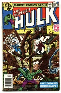 INCREDIBLE HULK #234 1st QUASAR-MARVEL VF