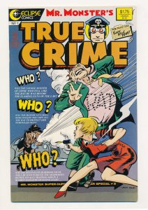 Mr. Monster's True Crime (1986) #1 VF