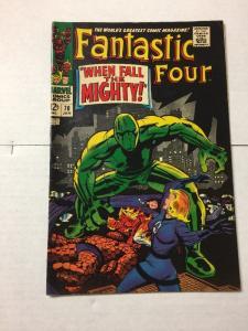 Fantastic Four 70 8.0 Very Fine Vf