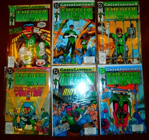 Green Lantern  : Emerald Dawn II #1-6 (complete set)