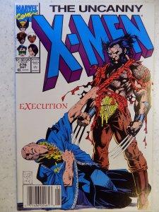 The Uncanny X-Men #276