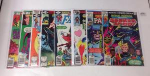 Marvel Premiere 41 43 44 49 53 56 58 61 Near Mint Lot Set Run