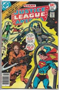 Justice League of America   vol. 1   #150 VG