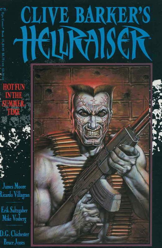 Hellraiser (Clive Barker's…) TPB #15 VF/NM; Epic | save on shipping - details in