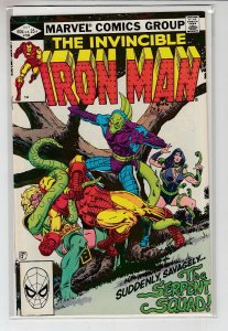 IRON MAN (1968 MARVEL) #160 VF A20058