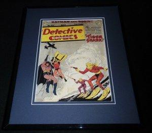 Detective Comics #147 Framed 11x14 Repro Cover Display Batman Tiger Shark