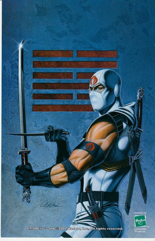 G.I. Joe A Real American Hero(Image/Devi's Due) # 1,2,3,4,5,6
