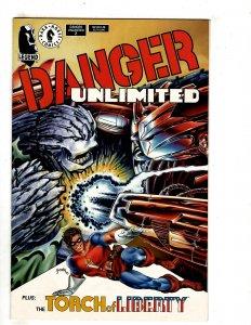 Danger Unlimited #2 (1994) SR40