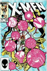 X-Men #188, 9.4 or better