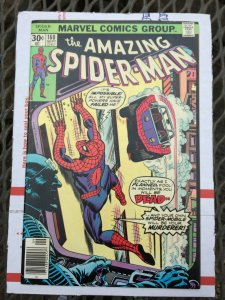 The Amazing Spider-Man #160