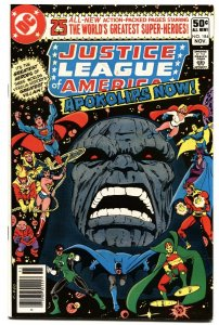 Justice League Of America #184 Darkseid Justice Society DC classic cover nm-