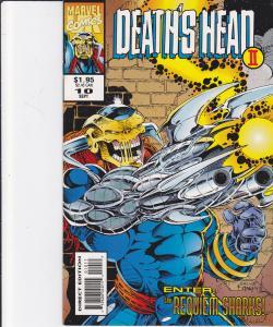 Death's Head II #10