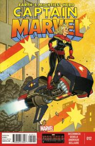 Captain Marvel (8th Series) #12 FN; Marvel | save on shipping - details inside