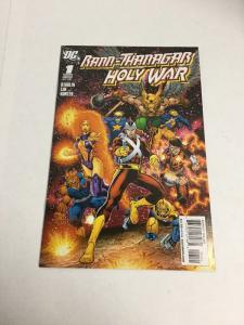 Rann-Thanagar Holy War 1 Variant Nm Near Mint DC Comics