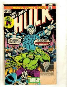 12 Hulk Marvel Comics # 191 246 276 280 281 282 283 284 285 286 287 288 EK13