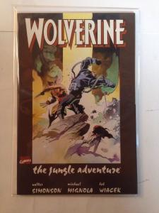 Wolverine The Jungle Adventure Near Mint Simonson Mignola Wiacek