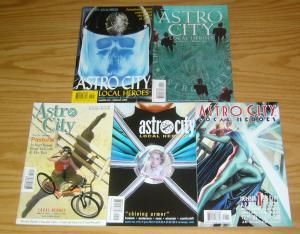 Astro City: Local Heroes #1-5 VF/NM complete series - kurt busiek - alex ross