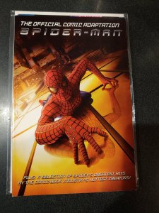 SPIDER-MAN: THE MOVIE THE OFFICIAL COMIC ADAPTATION MARVEL COMICS
