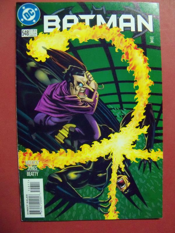 BATMAN #548 (Near Mint 9.4 or better) DC COMICS  1997