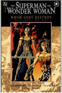 Superman Wonder Woman #3, 9.0 or better