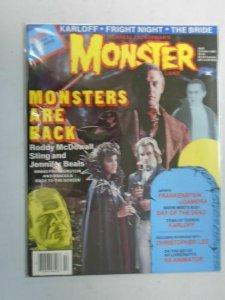 Monsterland #5 6.0 FN (1985 New Media Publishing)