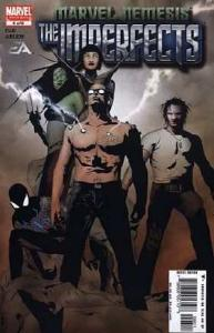 Marvel Nemesis: The Imperfects #6, NM (Stock photo)