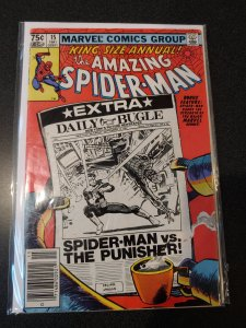 Amazing Spider-Man King-Size Annual #15 (1963 Series Marvel) The Punisher