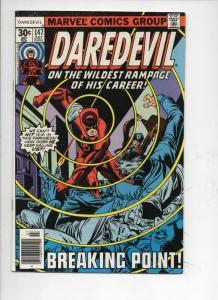 DAREDEVIL #147 FN/VF  Murdock, Gil Kane, 1964 1977, more Marvel in store