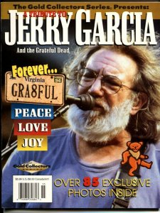 Tribute To Jerry Garcia 1995-H & S Media-rock n roll history-85 pix-FN