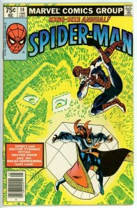 Amazing Spider Man Annual #14 (1963) - 6.0 FN *The Book of the Vishanti*