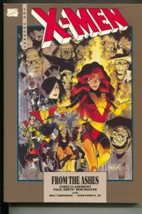 Uncanny X-Men: From The Ashes-Chris Claremont-1990-PB-VG/FN