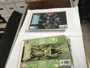 Inhumans 1-12 Vol 6 And Marvel Knights Nm/mt Serious 9.6/9.8 Near Mint /mint
