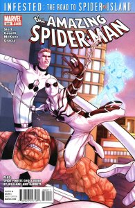 Amazing Spider-Man, The #660 VF/NM; Marvel | save on shipping - details inside