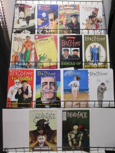 Eddie Campbell's Bacchus Lot 14Diff God of Wine Explores Morality w Neil Gaiman