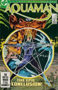 Aquaman (2nd Series) #4 VF/NM; DC | save on shipping - details inside