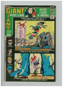 JUSTICE LEAGUE OF AMERICA (1960-1987 DC) 93 VG+