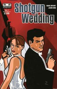 Shotgun Wedding #1 VF/NM; Speakeasy | save on shipping - details inside