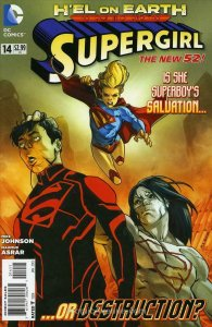 Supergirl (5th Series) #14 VF/NM; DC | save on shipping - details inside