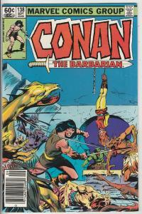 Conan the Barbarian #138 (Sep-82) NM- High-Grade Conan the Barbarian