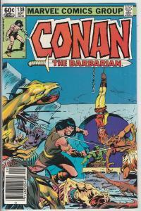 Conan the Barbarian #138 (Sep-82) NM- High-Grade Conan the Barbarian