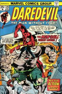 Daredevil (1964 series) #129, Fine+ (Stock photo)