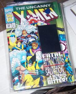 UNCANNY X-MEN #304  1992 marvel  fatal attractions magneto hologram cover