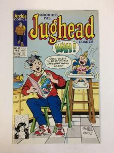 JUGHEAD (1987)53 VF-NM Feb 1994 COMICS BOOK