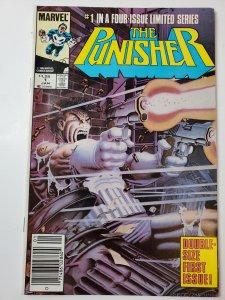 The Punisher #1 (1986) Newstand