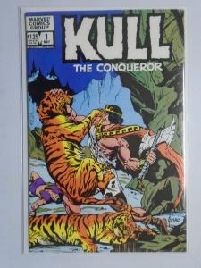 Kull the Conqueror (1983 3rd Series) #1 - 4.0 - 1983