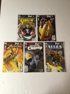 The Helmet Of Fate 1-5 All One Shots Complete Series Nm Near Mint