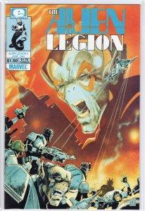 Alien Legion #2 (1984) JW321